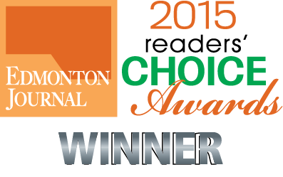 2015 Reader's Choice Award Winner