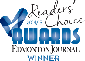 2014-2015 Reader's Choice Award Winner